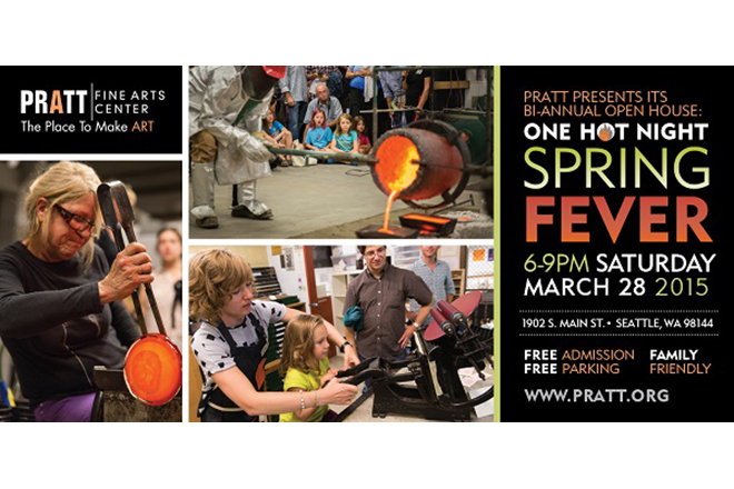 One Hot Night: Spring Fever!